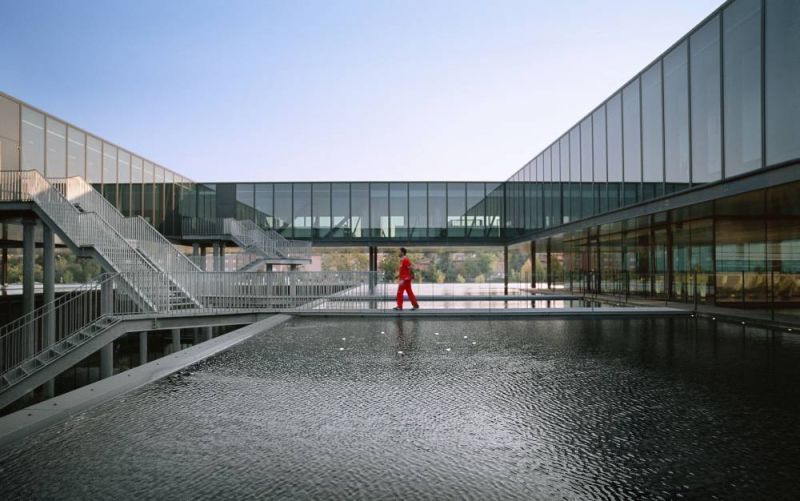 Ferrari Operational Headquarters and Research Centre / Massimiliano and Doriana Fuksas