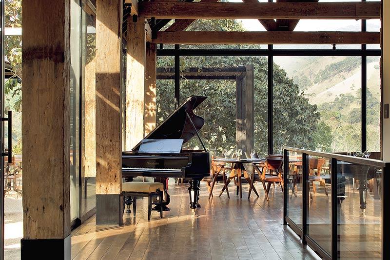 Botanique hotel spa candida tabet arquitetura - Residence secondaire candida tabet architecture ...