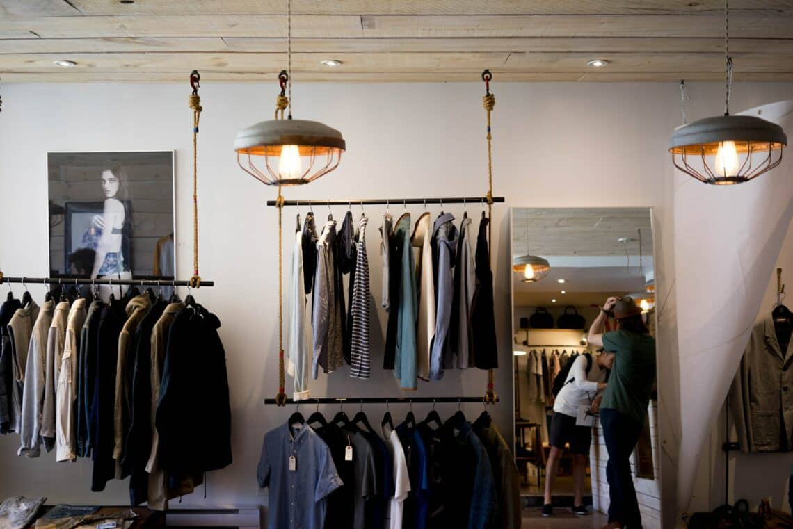Declutter your clothes by category