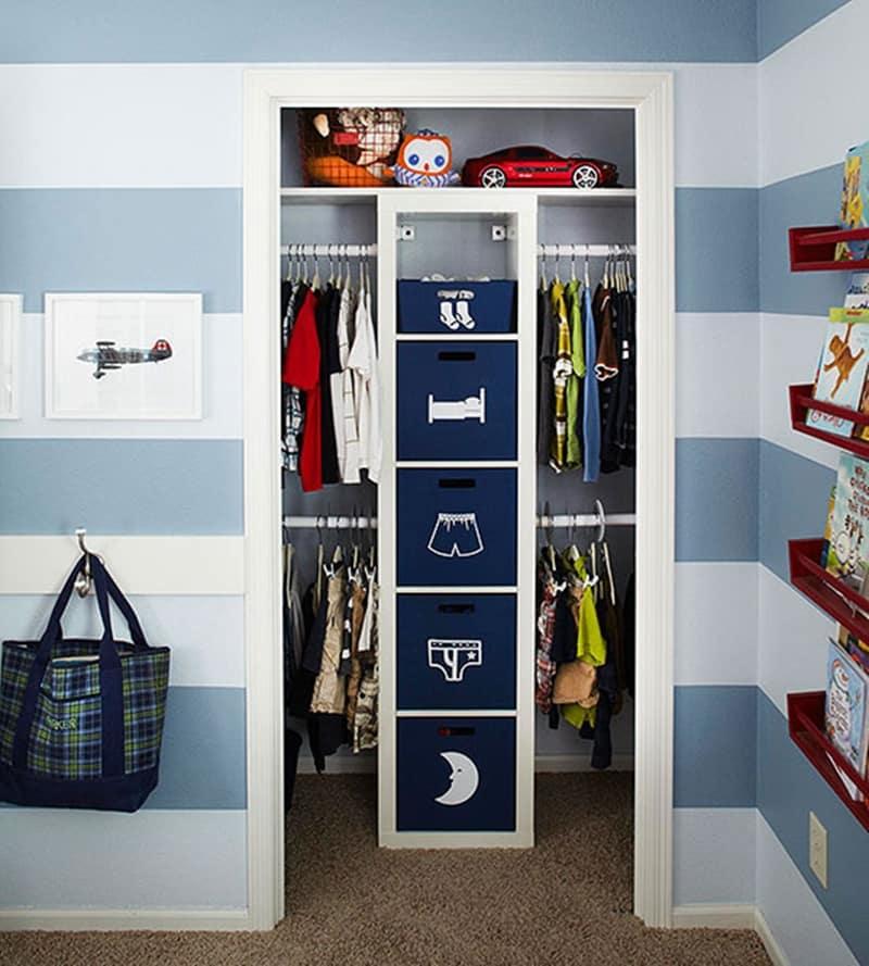 closet organizer ideas 89